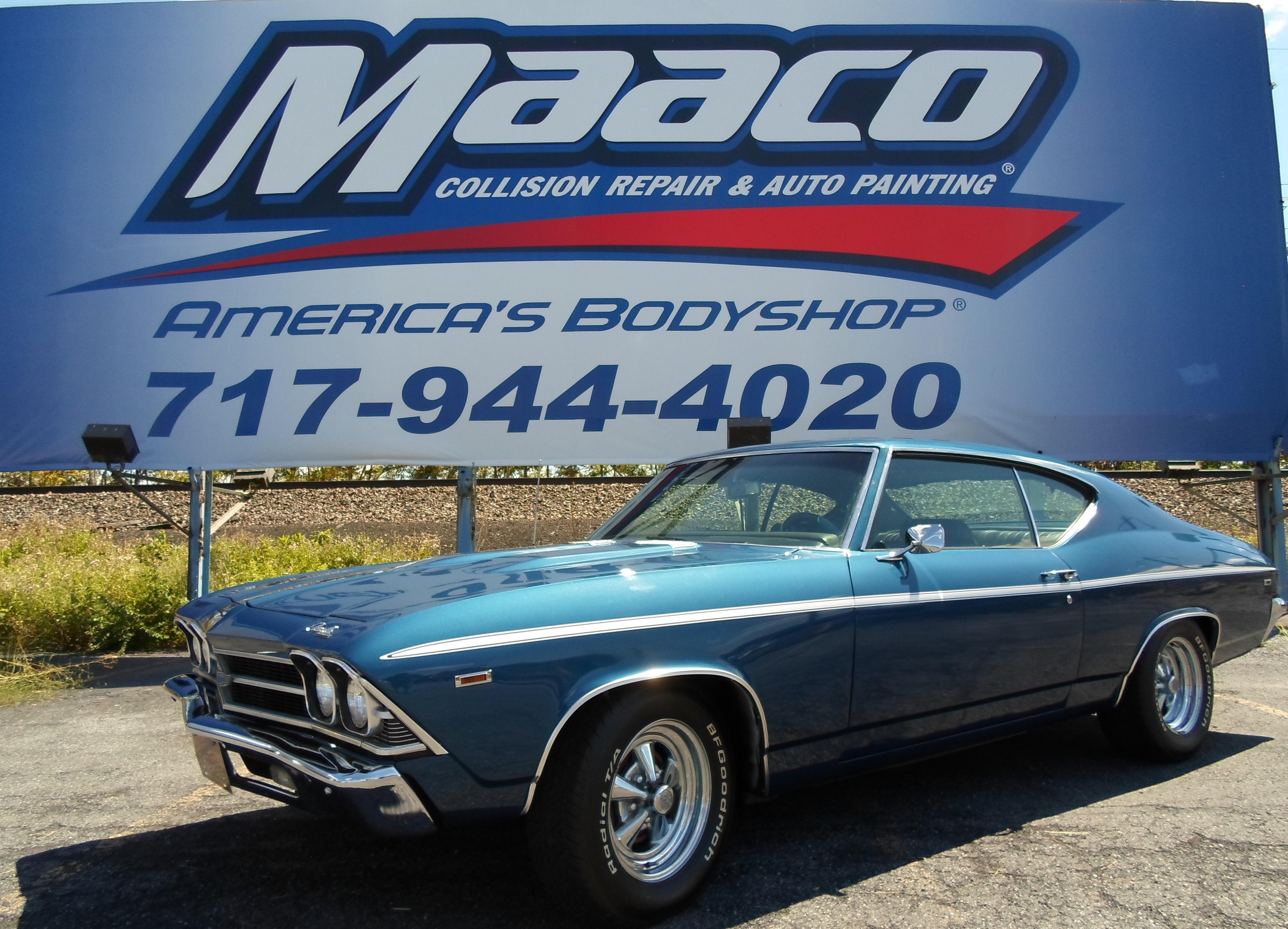 Maaco Collision Repair & Auto Painting image 16