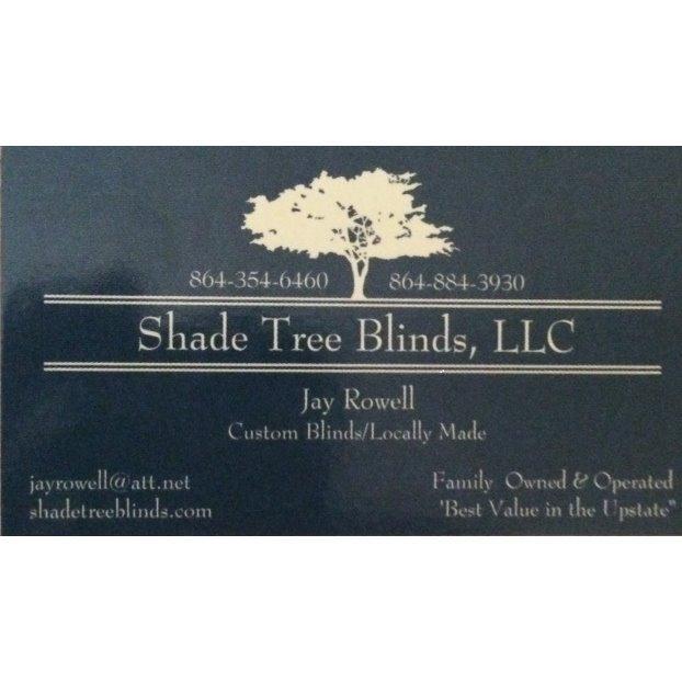 Shade Tree Blinds, LLC