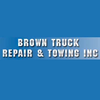 Brown Truck Repair & Towing Inc image 1