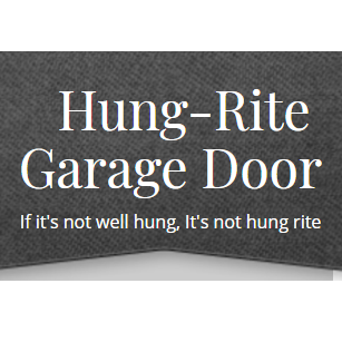 Hung Rite Garage Doors