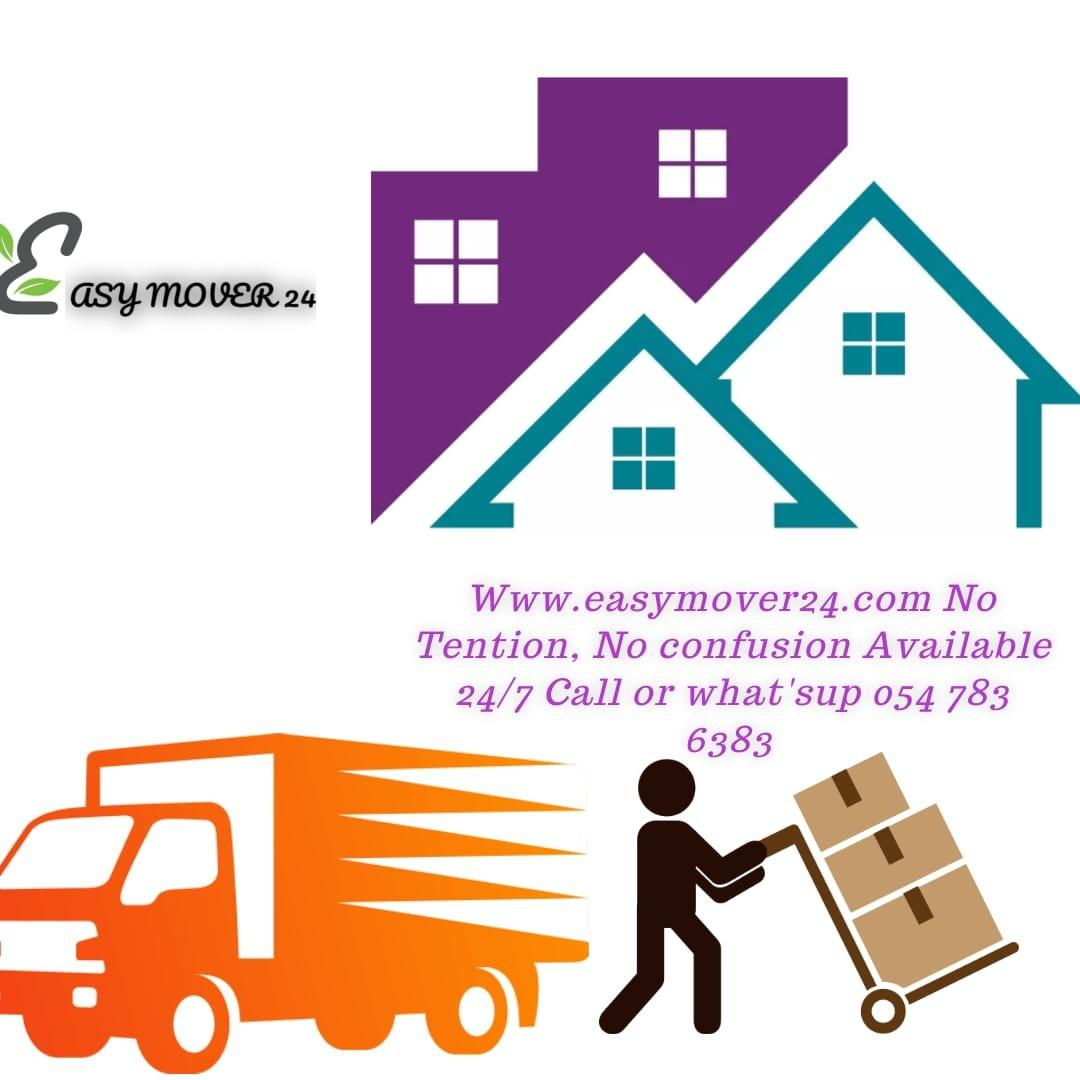 Pro Easy Movers & Packers - Mirdif Branch