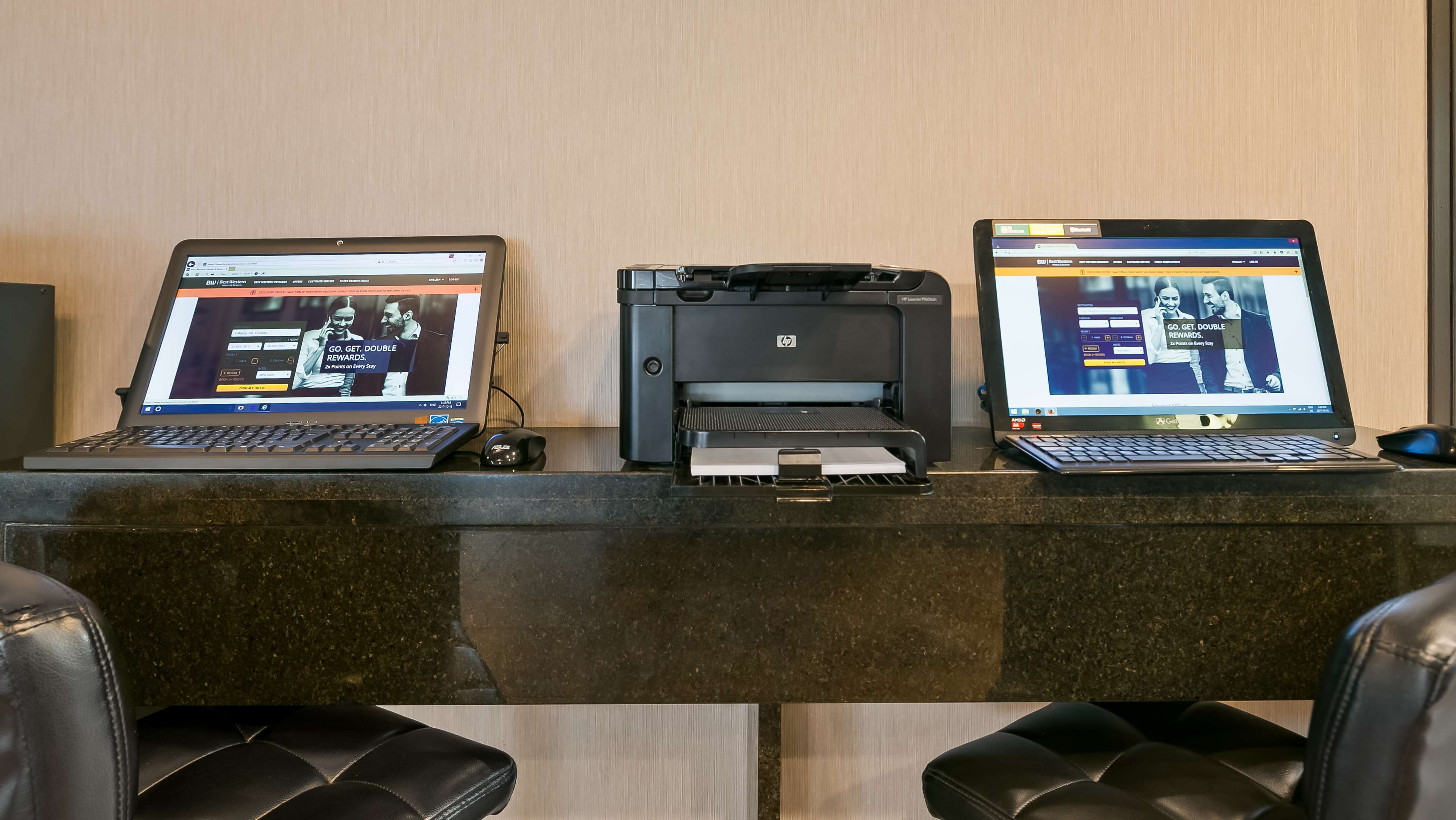 Best Western Airport Inn in Calgary: Business Centre