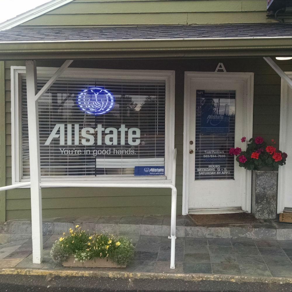 Stephen Pentrack: Allstate Insurance | 4855 SE Tualatin Valley Hwy, Ste A, Hillsboro, OR, 97123 | +1 (503) 844-7696