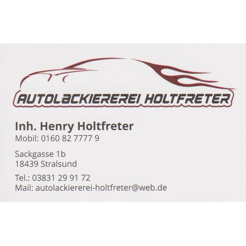 Autolackiererei Holtfreter - Autolackier- und Karosseriebetrieb