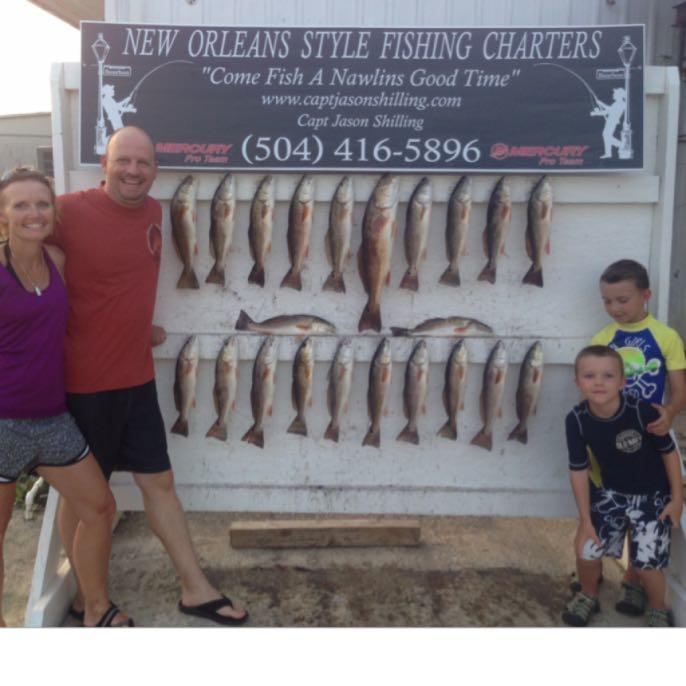 New Orleans Style Fishing Charters LLC image 36