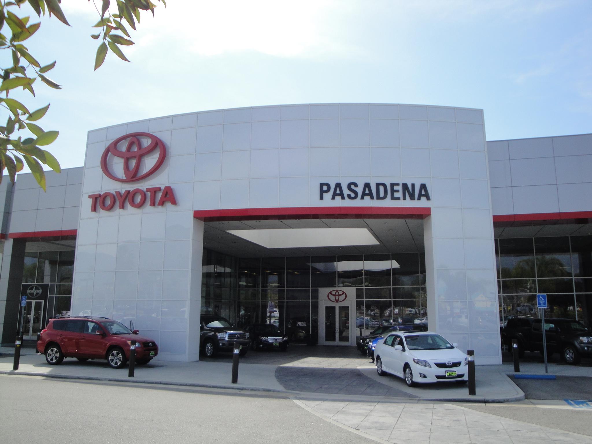 Toyota Pasadena - Pasadena, CA 91107 - (626)795-9787 | ShowMeLocal.com