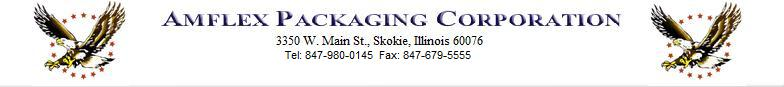 Amflex Packaging Corporation - Skokie, IL 60076 - (847)679-3337 | ShowMeLocal.com