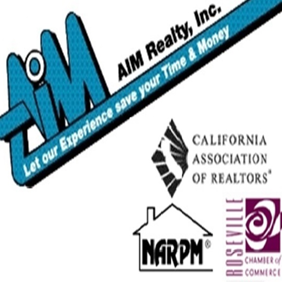 Aim Realty Property Management.
