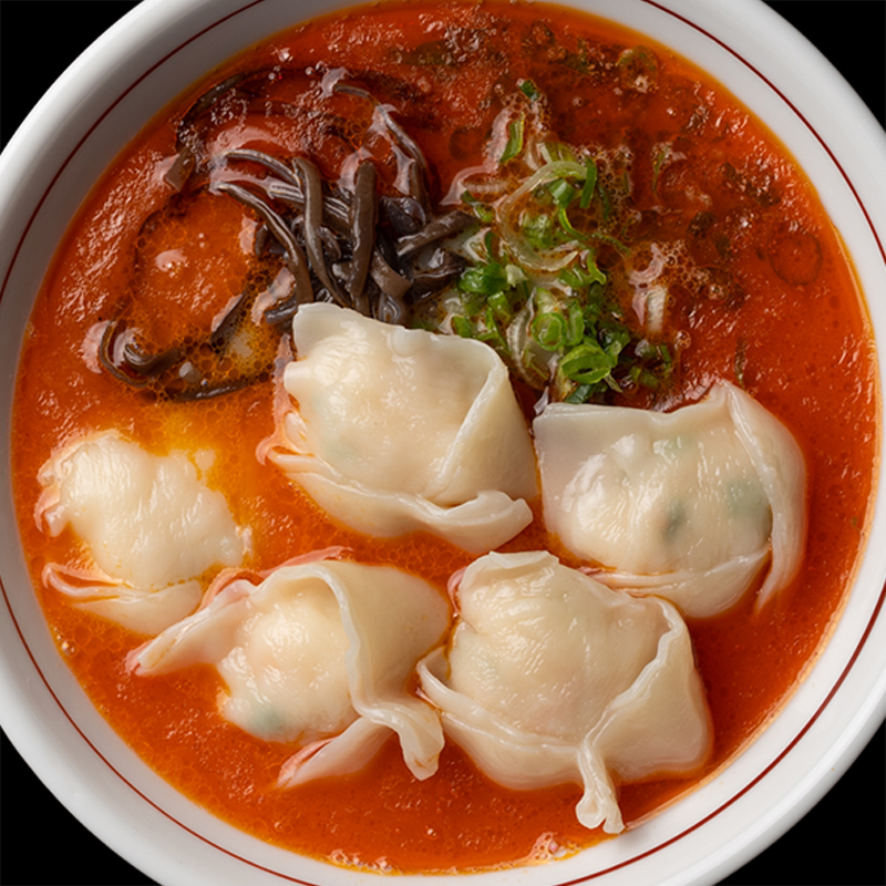 Click to expand image of Shrimp Wonton Ramen