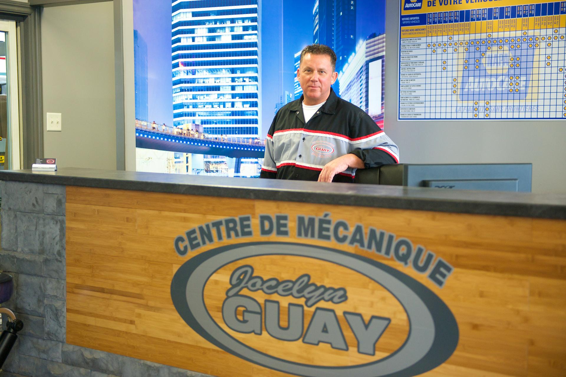 Centre De Mécanique Jocelyn Guay à Repentigny