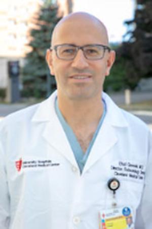 Ehud Gnessin, MD - Uh Cleveland Medical Center Bolwell image 0