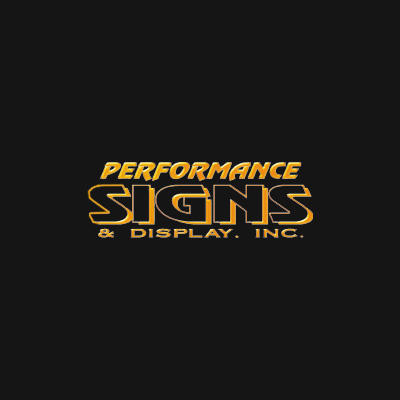 Performance Signs & Display Inc