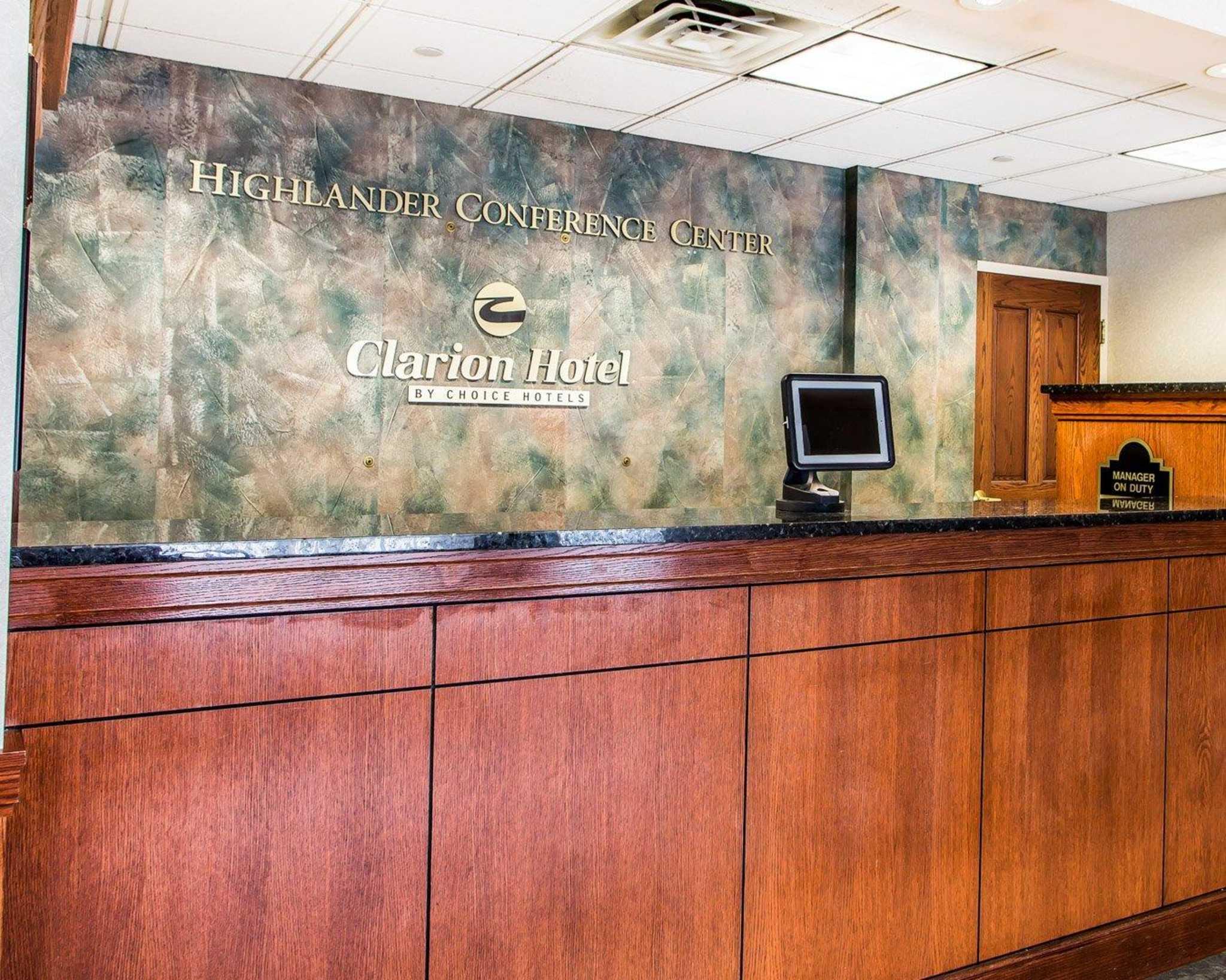 Clarion Hotel Highlander Conference Center image 12