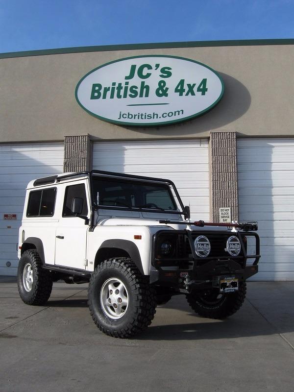 JC's British & 4x4 image 2