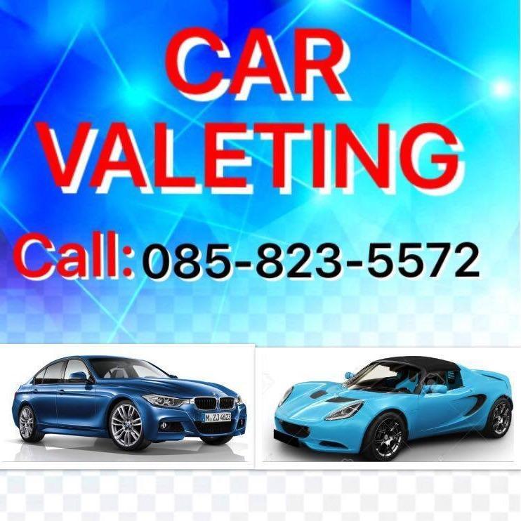All Valet Car Valeting