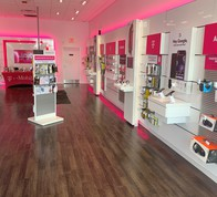 Interior photo of T-Mobile Store at West Rd. & Allen, Woodhaven, MI