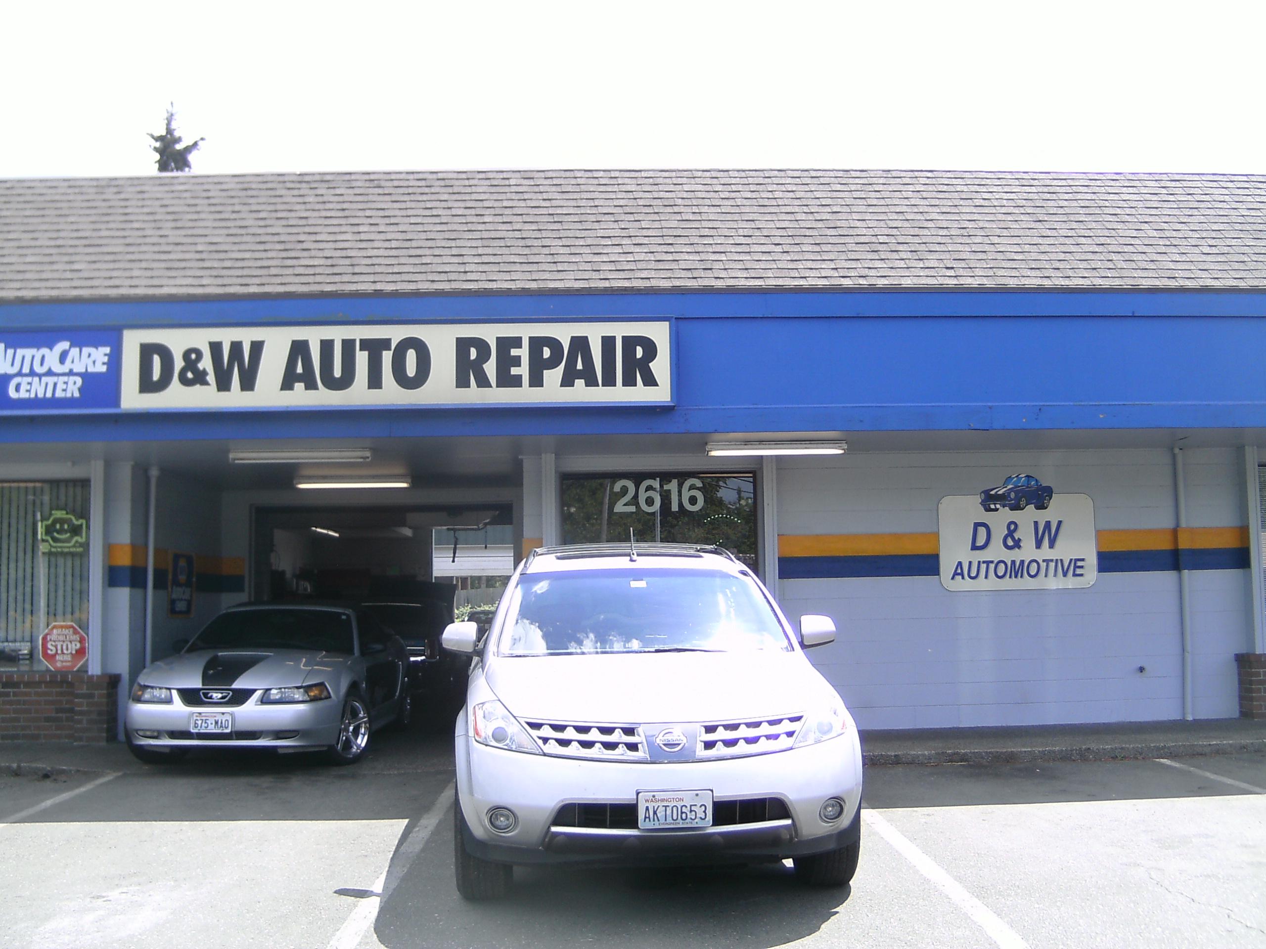 D&W Auto Repair image 1