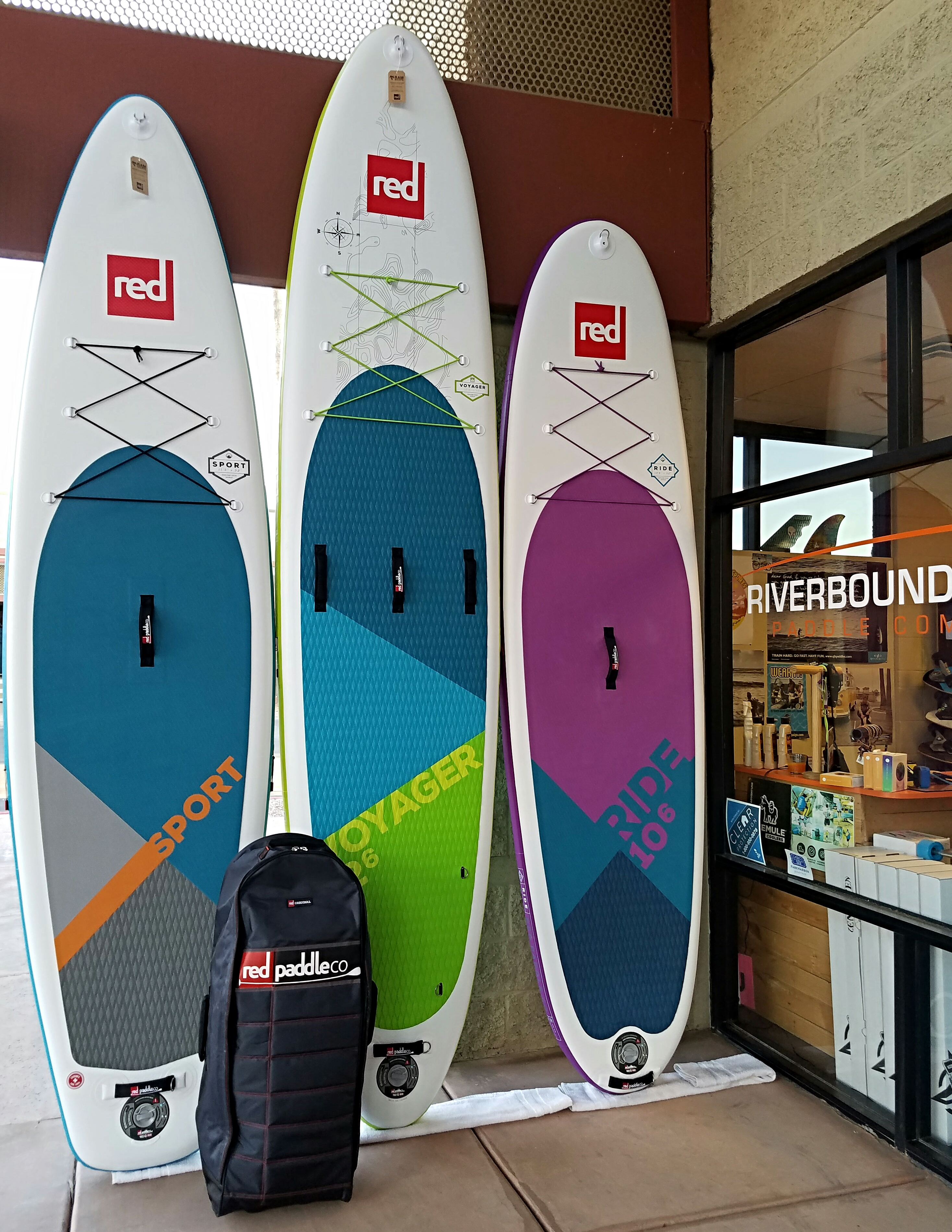 Riverbound Sports Stand Up Paddleboard Shop image 6