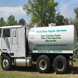 EcoClean Septic Tank Pumping, Repair and Inspections image 0