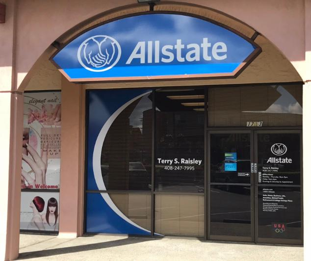 Terry Raisley: Allstate Insurance