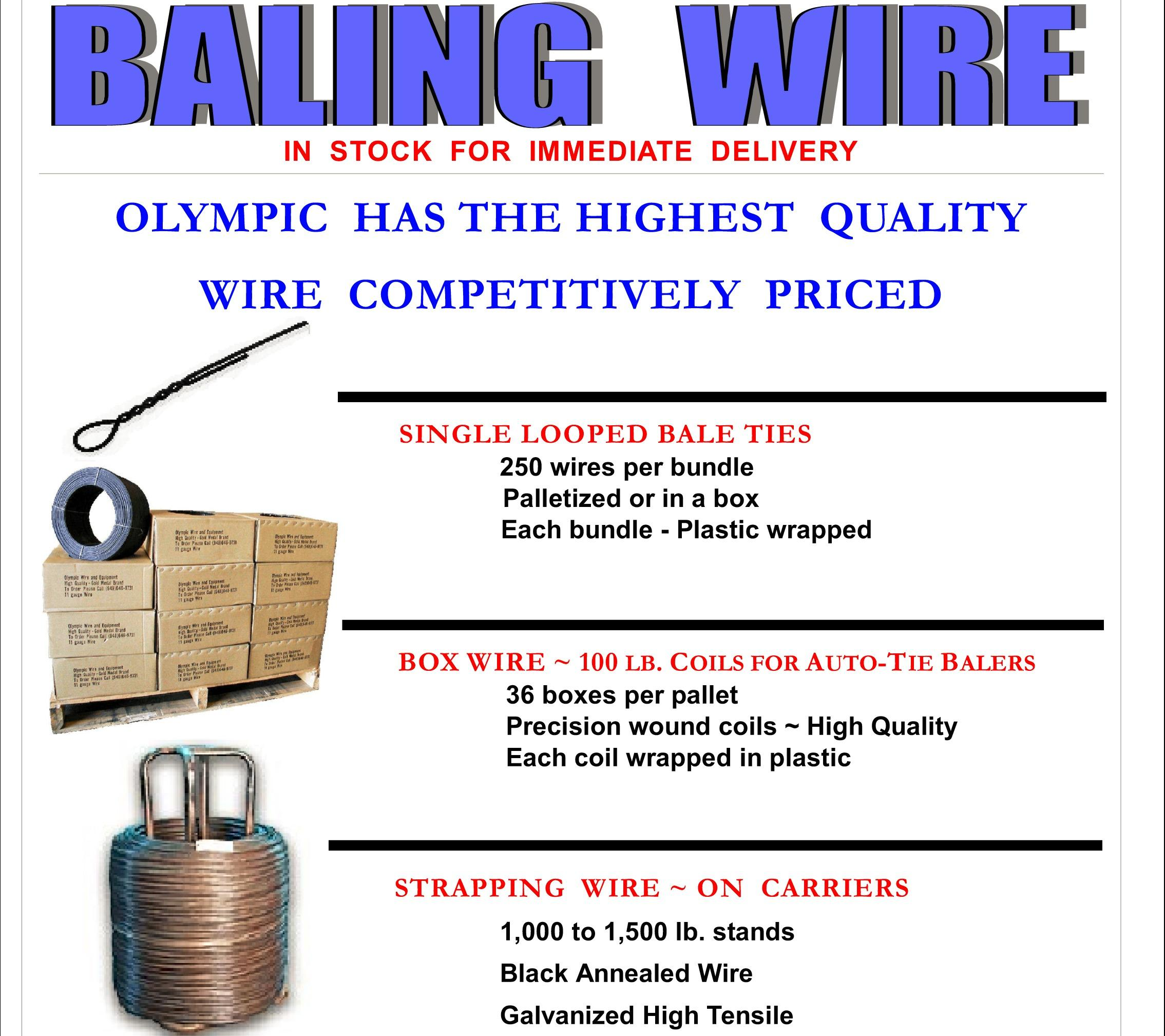 Olympic Wire and Equipment image 1