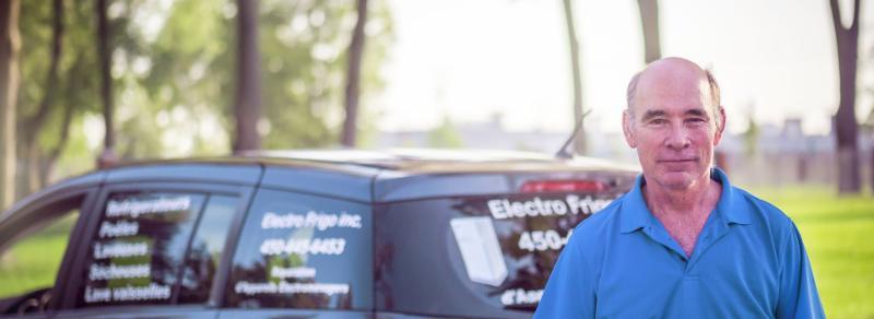Electro-Frigo Inc à Saint-Hubert