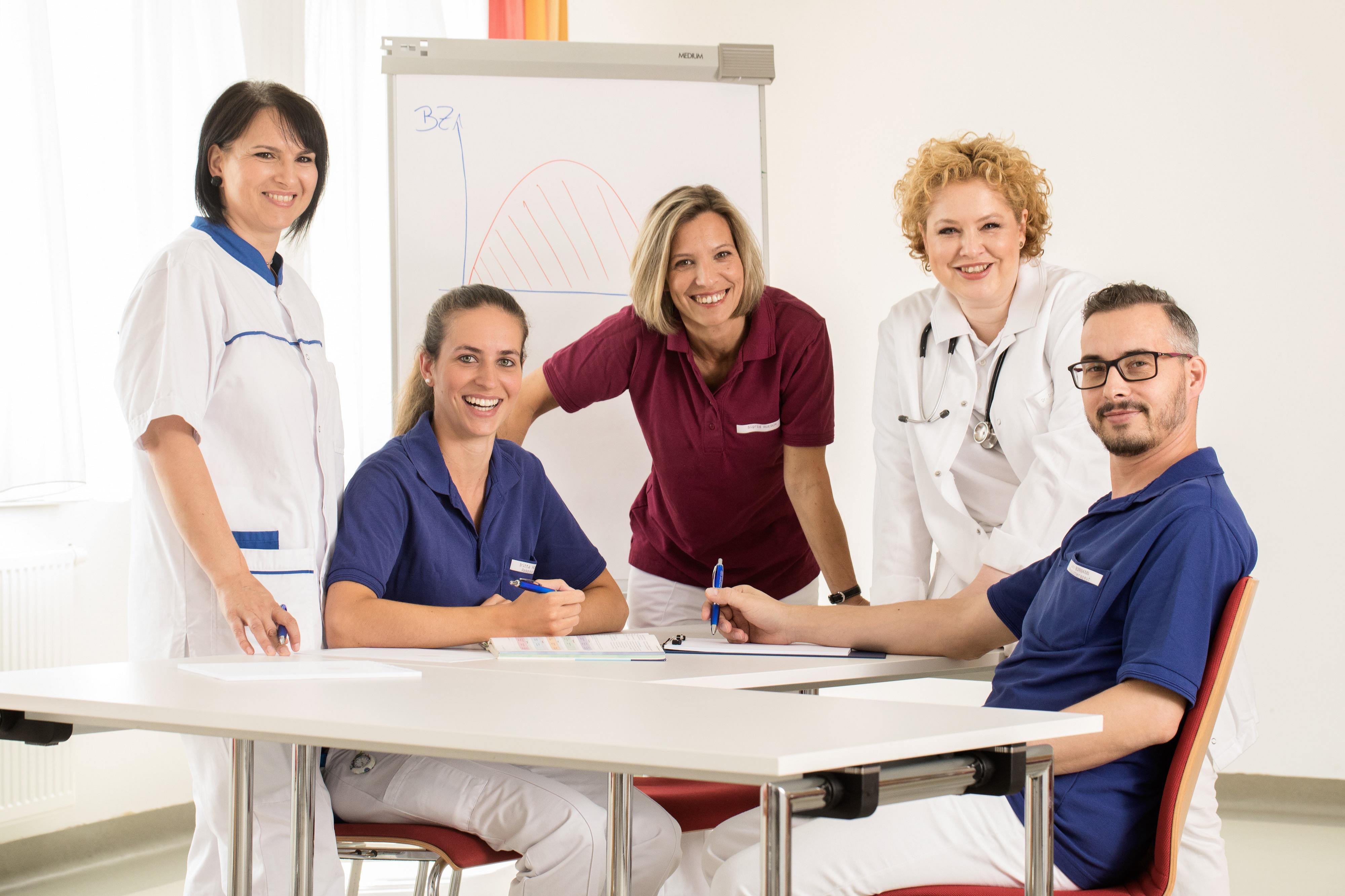 Klinikum Malcherhof Baden