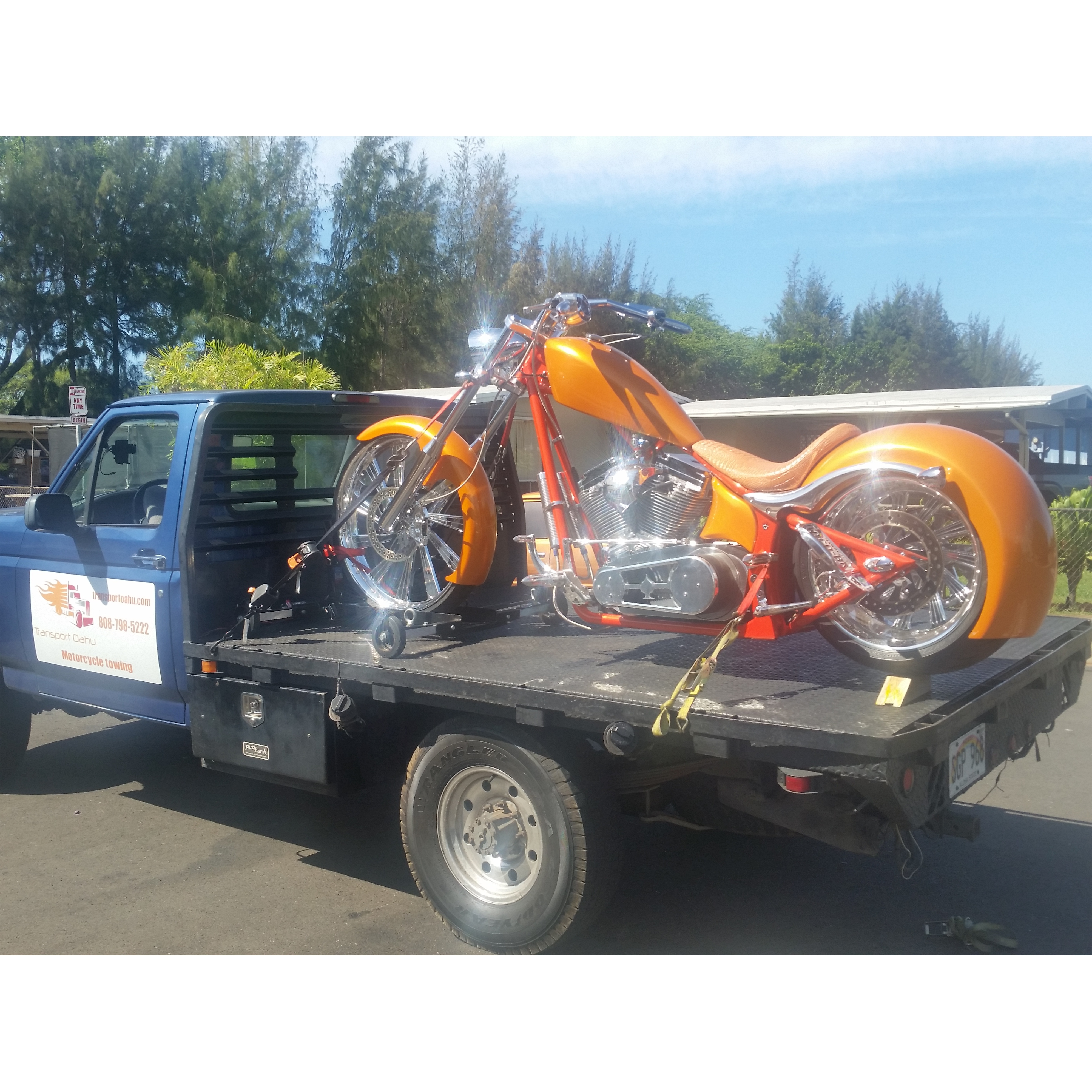 Transport Oahu Towing