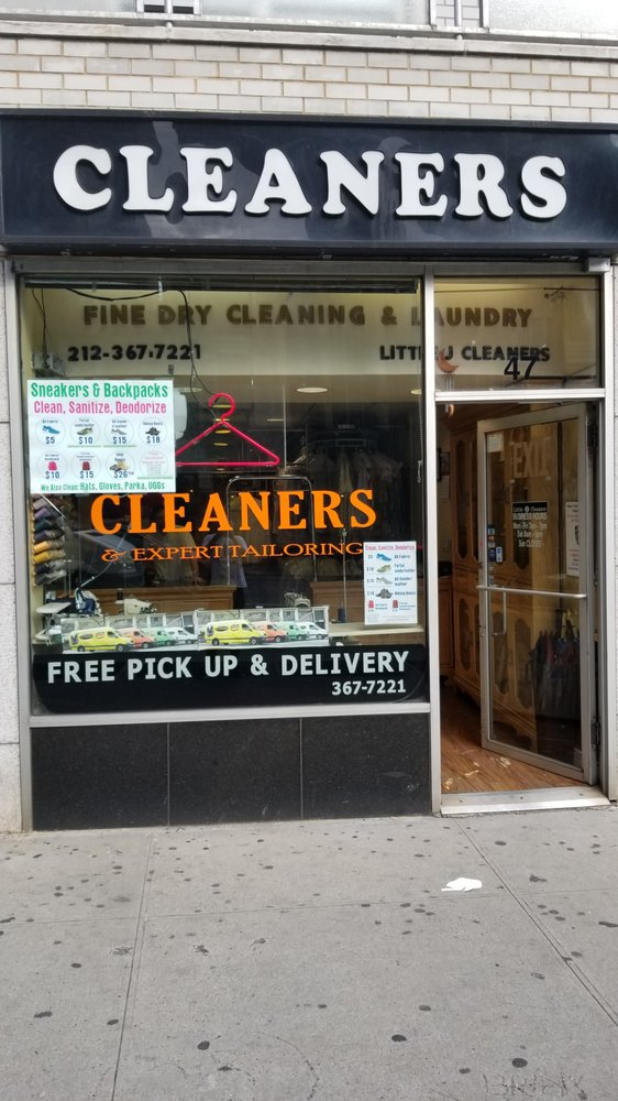 Little J Cleaners image 0