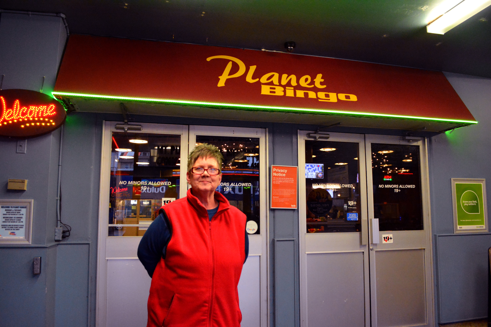 Planet Bingo in Vancouver