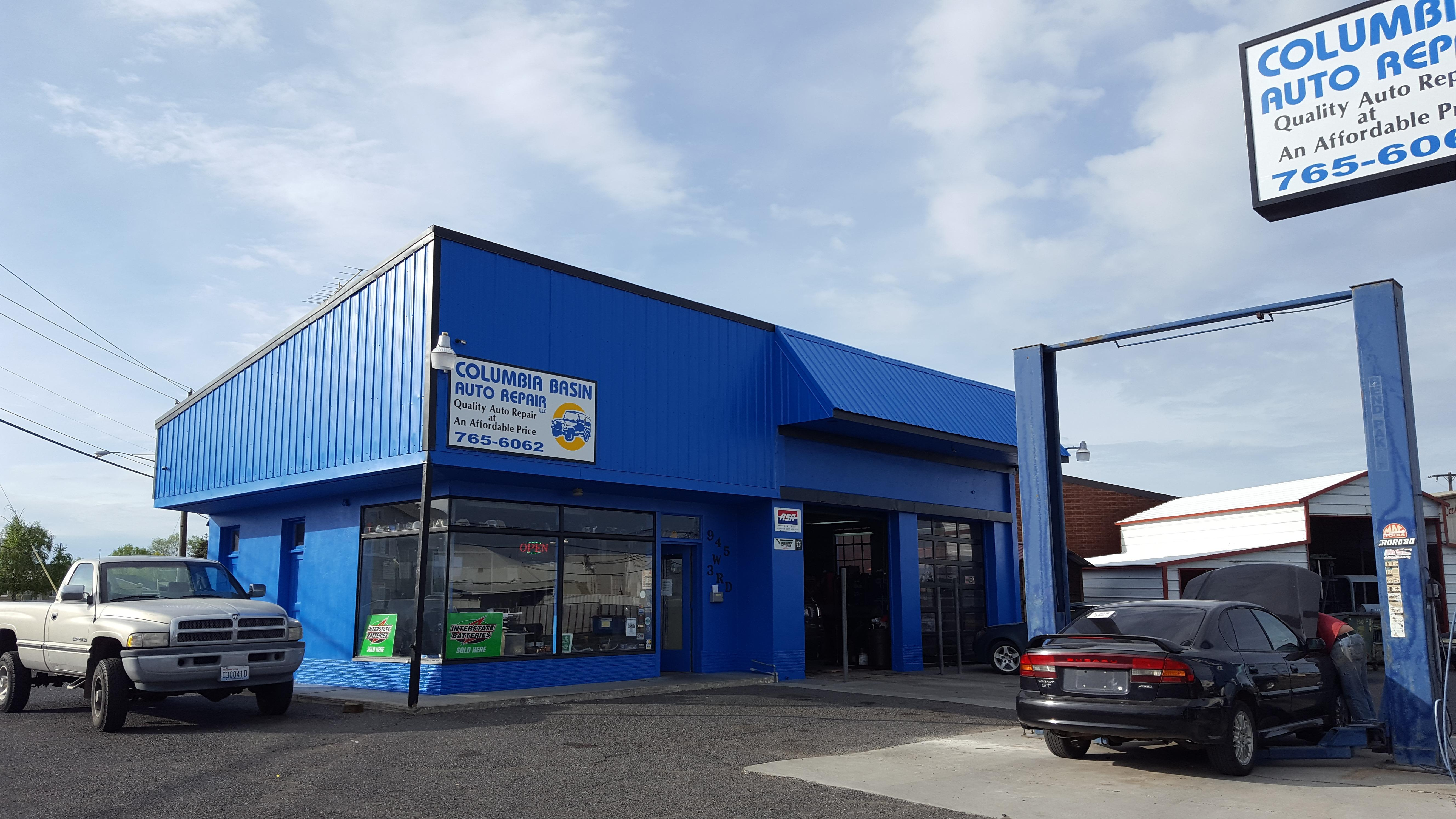Columbia Basin Auto Repair, LLC image 1