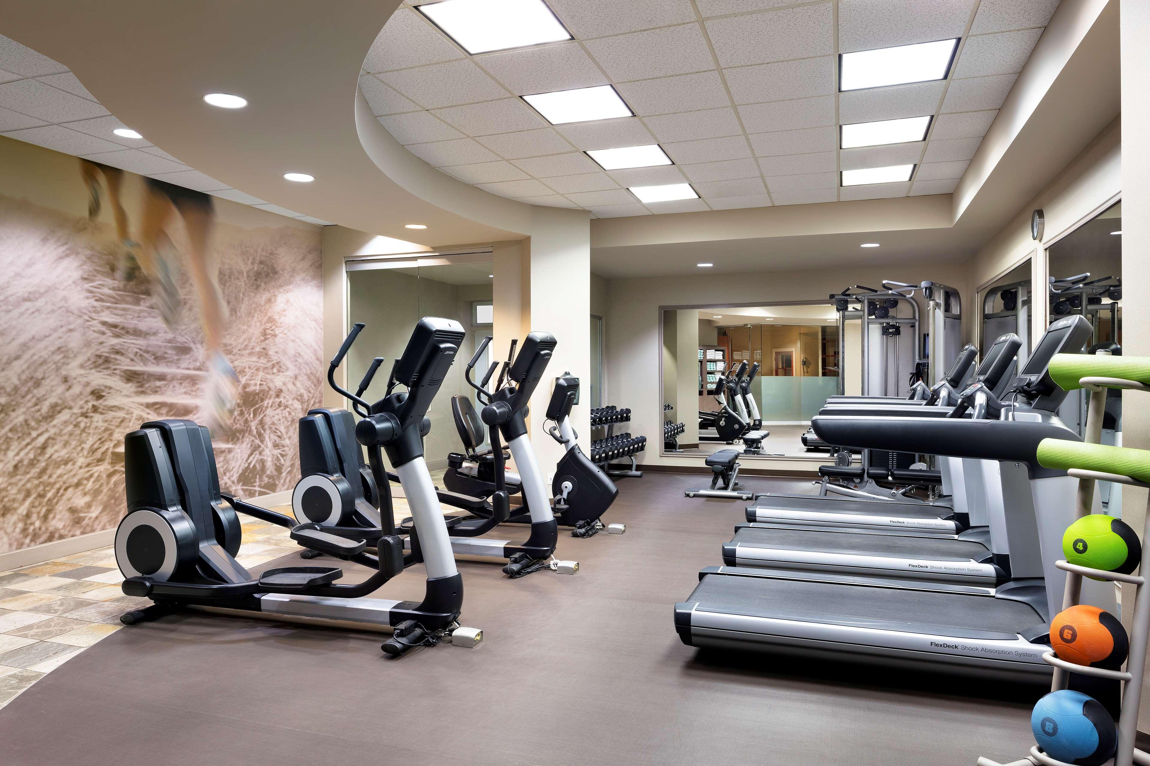 Le Westin Resort & Spa, Tremblant, Quebec à Mont Tremblant: Fitness Center
