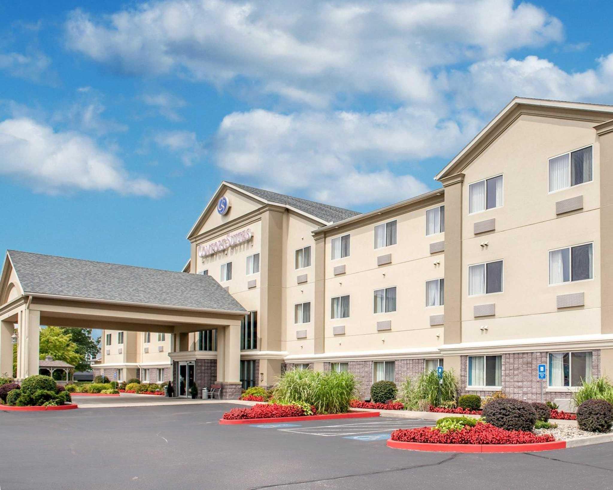 Comfort Suites North in Elkhart, IN, photo #3