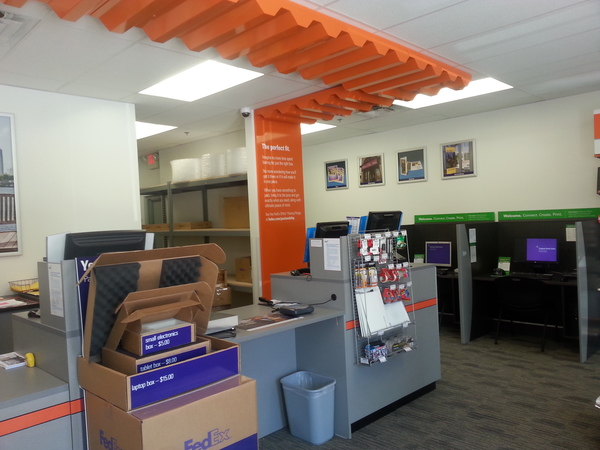 Fedex Office Print Ship Center In Baton Rouge La 225