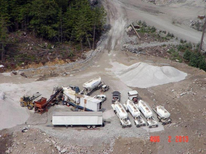 Dolan's Concrete Ltd in Port Alberni