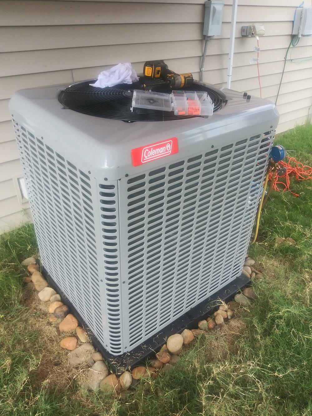 Just Right Heating And Air Conditioning image 1