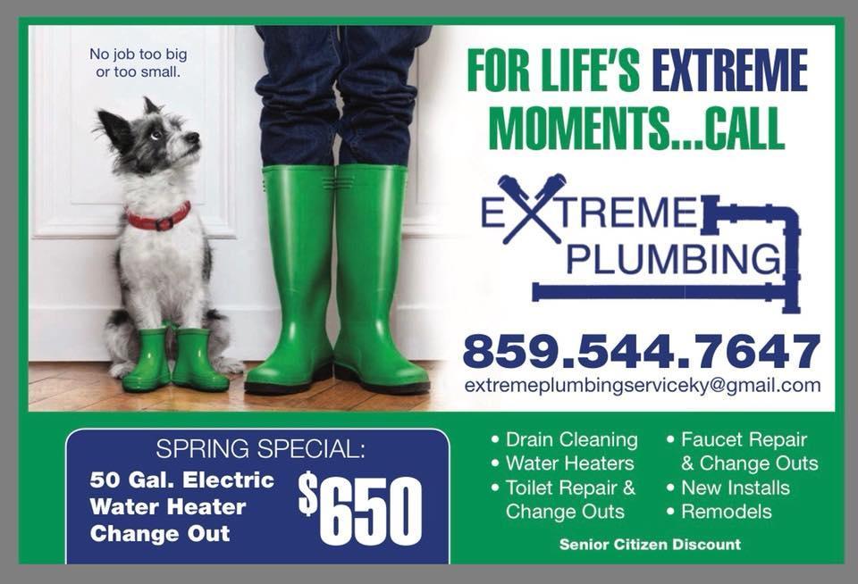 Extreme Plumbing Service Division LLC image 1