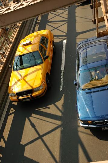 Yellow Taxi Cincinnati Ohio