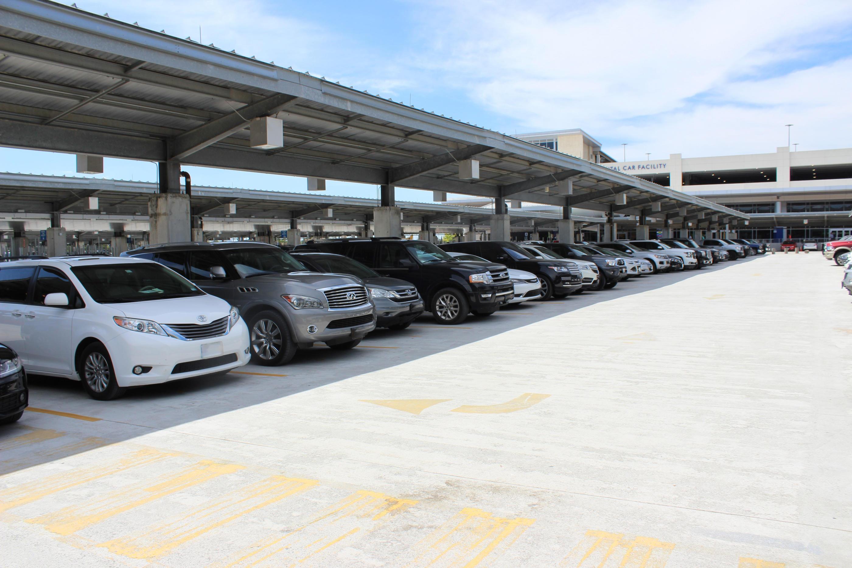 ABIA Garage Parking image 1