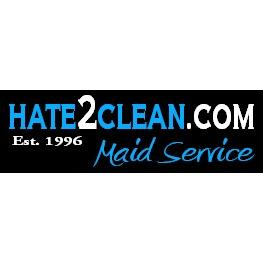 Hate2clean.com Maid Service