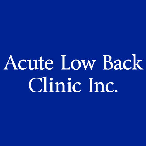 Acute Low Back Clinic image 5