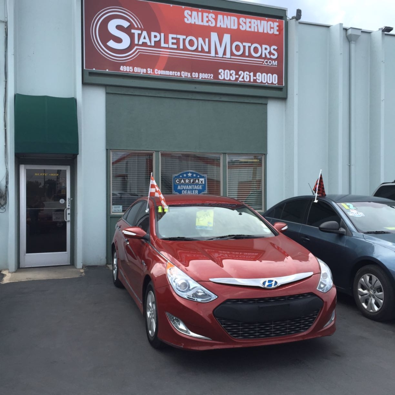 Stapleton Motors image 74