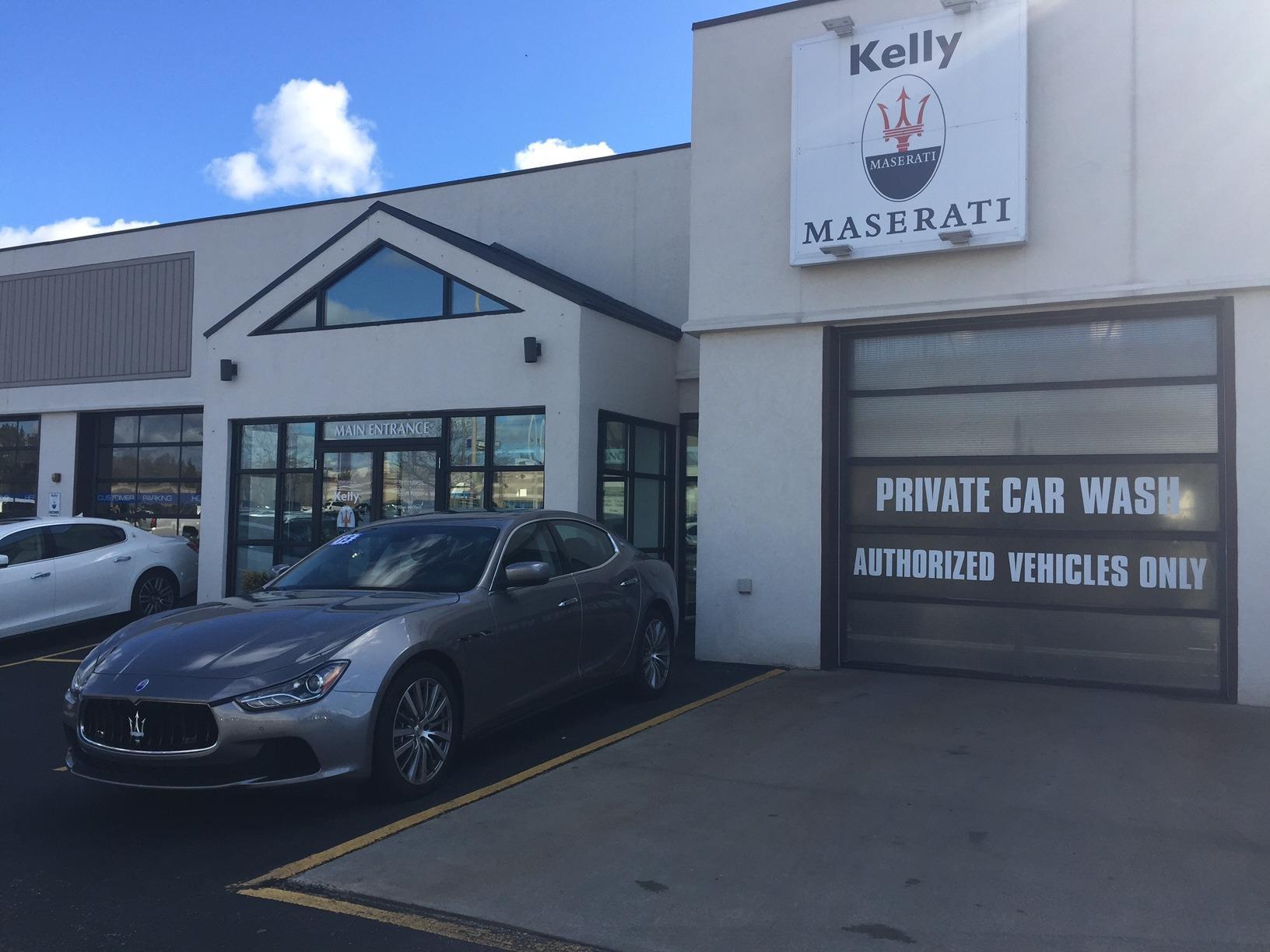 Kelly Maserati image 1