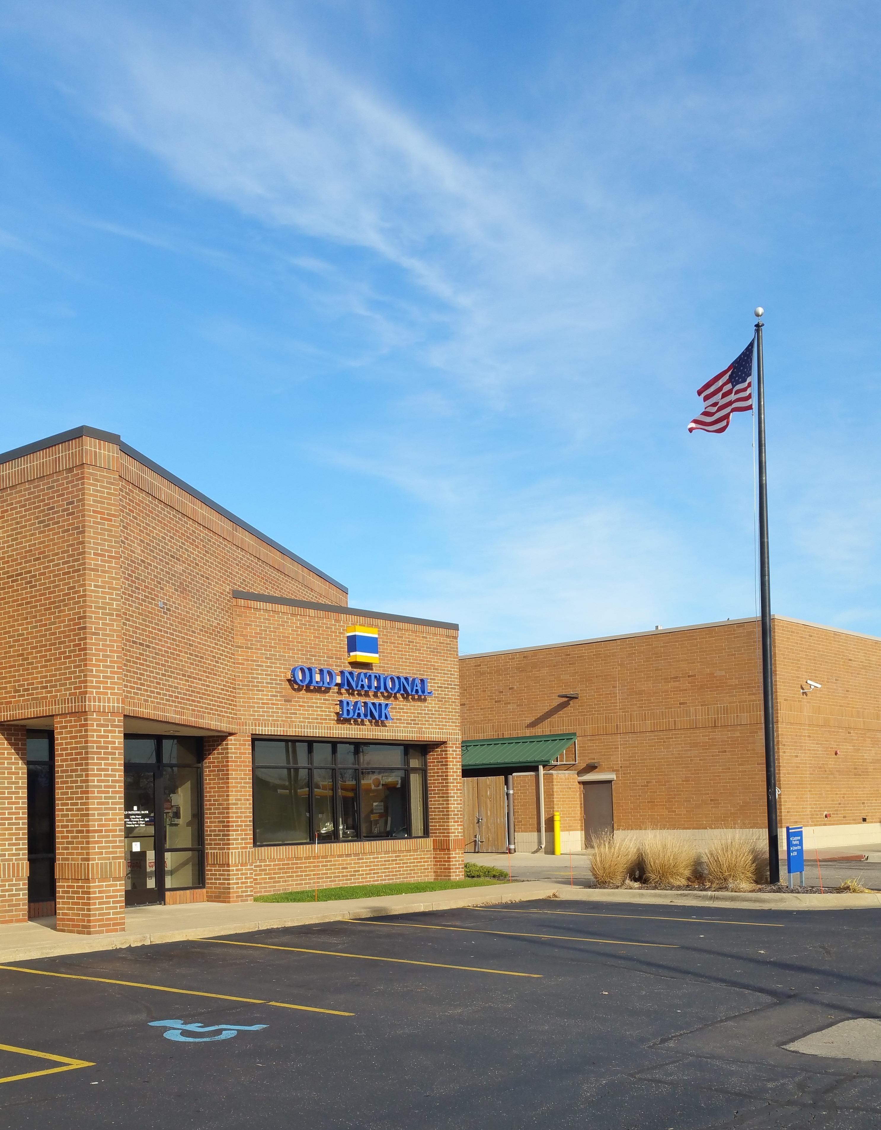 Old National Bank In Battle Creek, MI