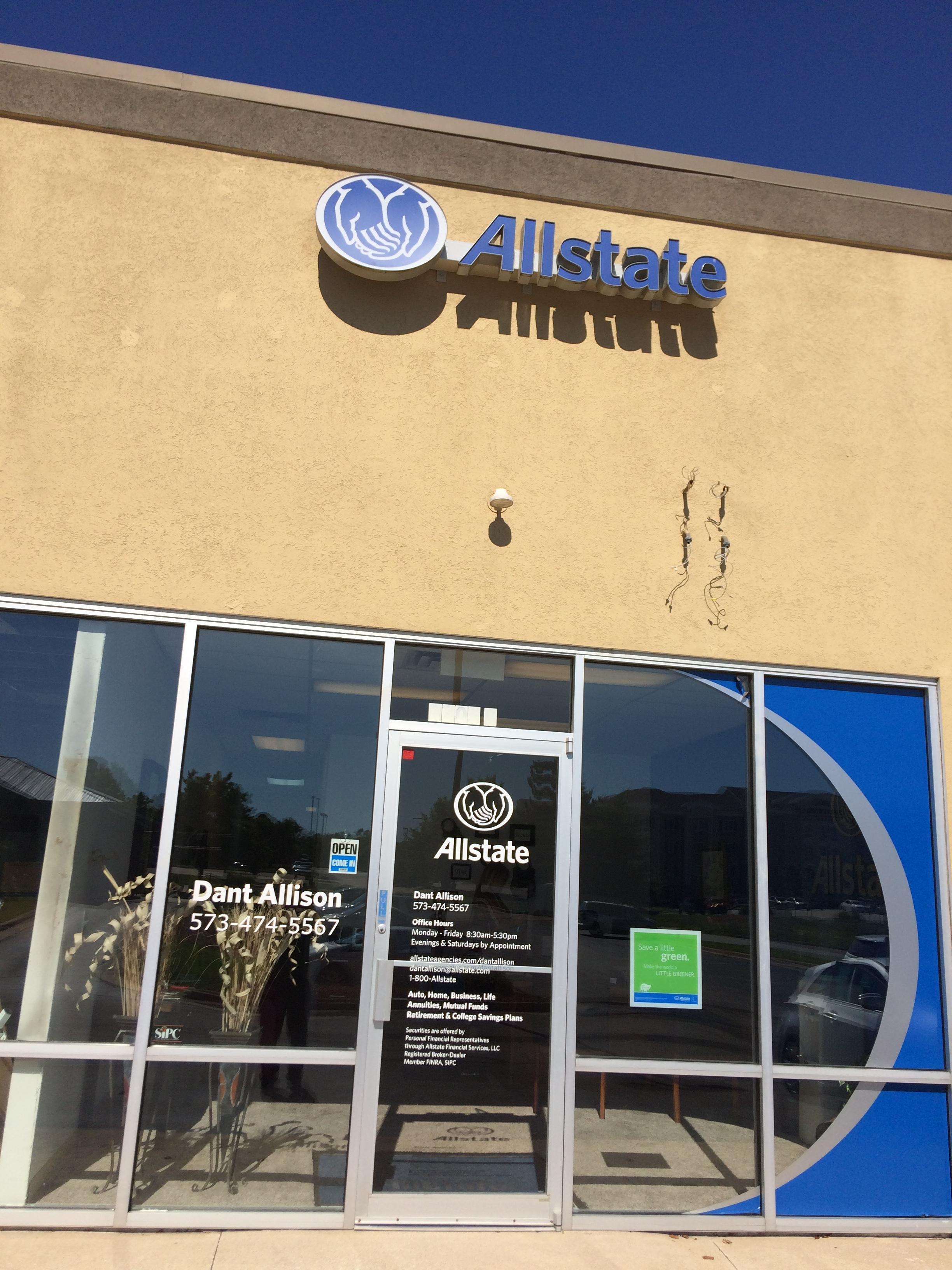 Dant Allison: Allstate Insurance image 1