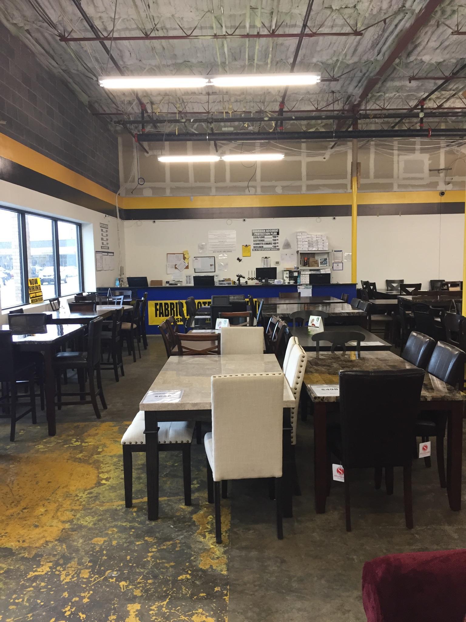 American Freight Furniture and Mattress in Scranton PA 570