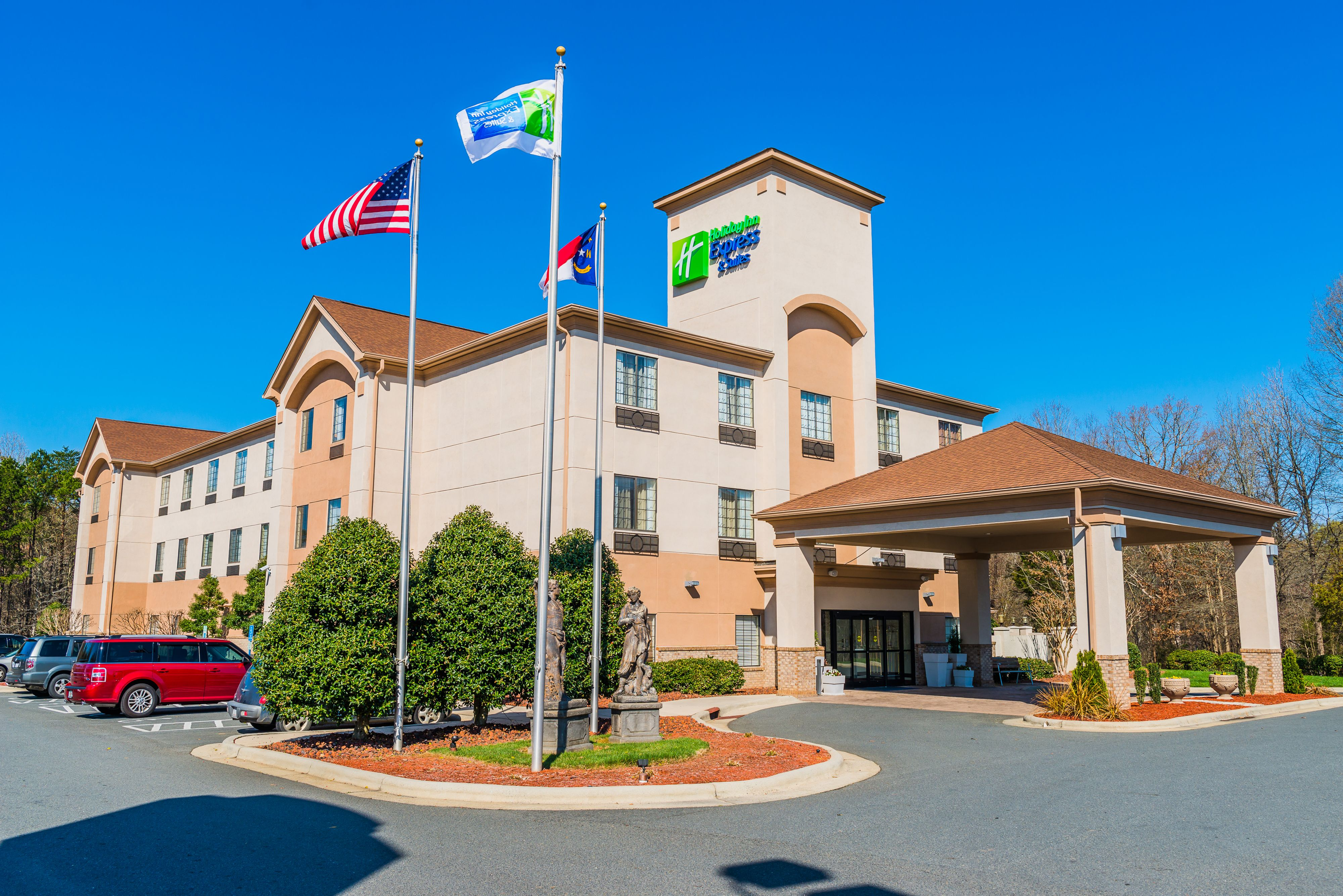 Holiday Inn Express Amp Suites Albany At 105 Opal Court N E