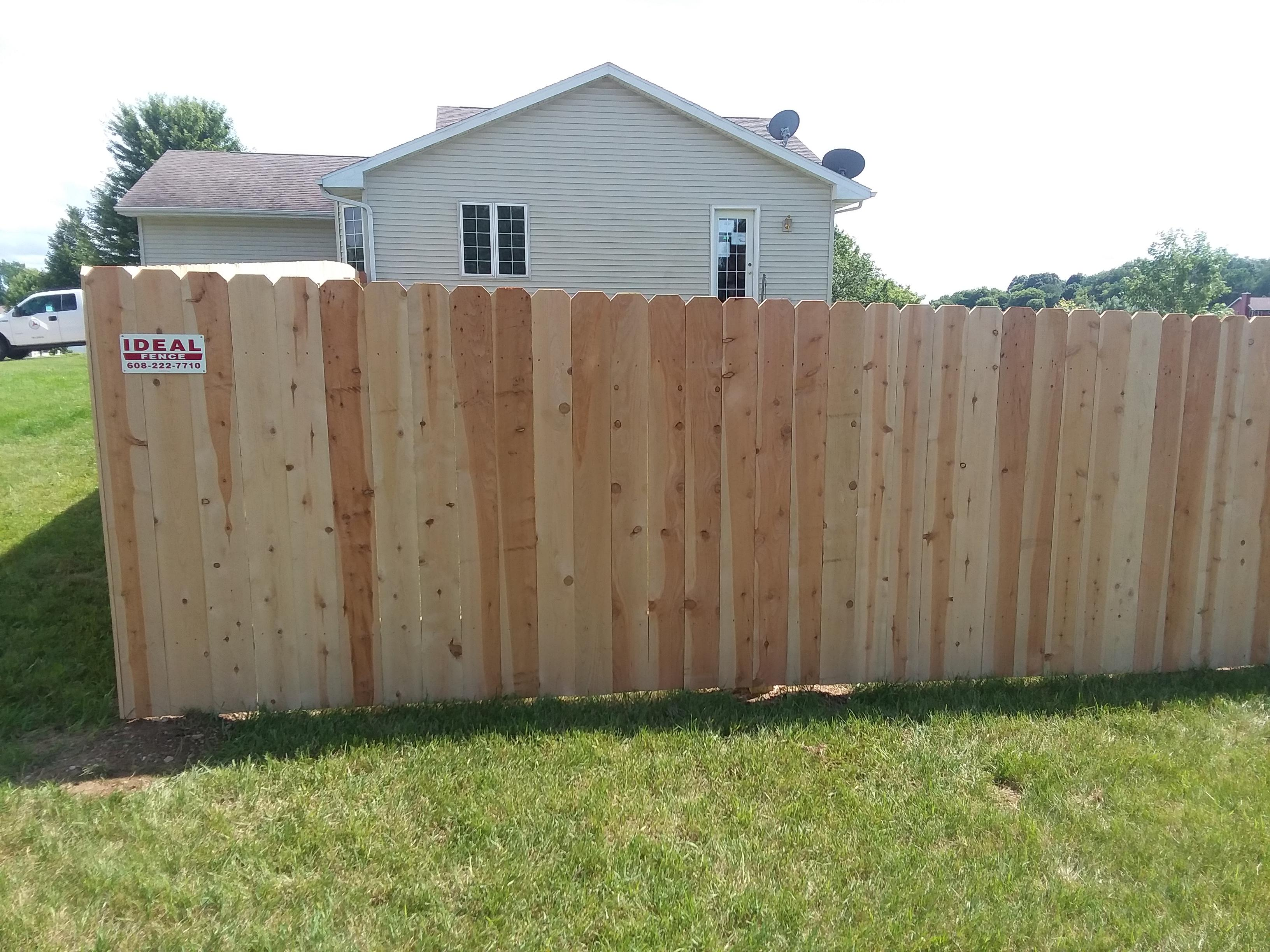 Ideal Fence of Madison Ltd in Cottage Grove, WI, photo #13