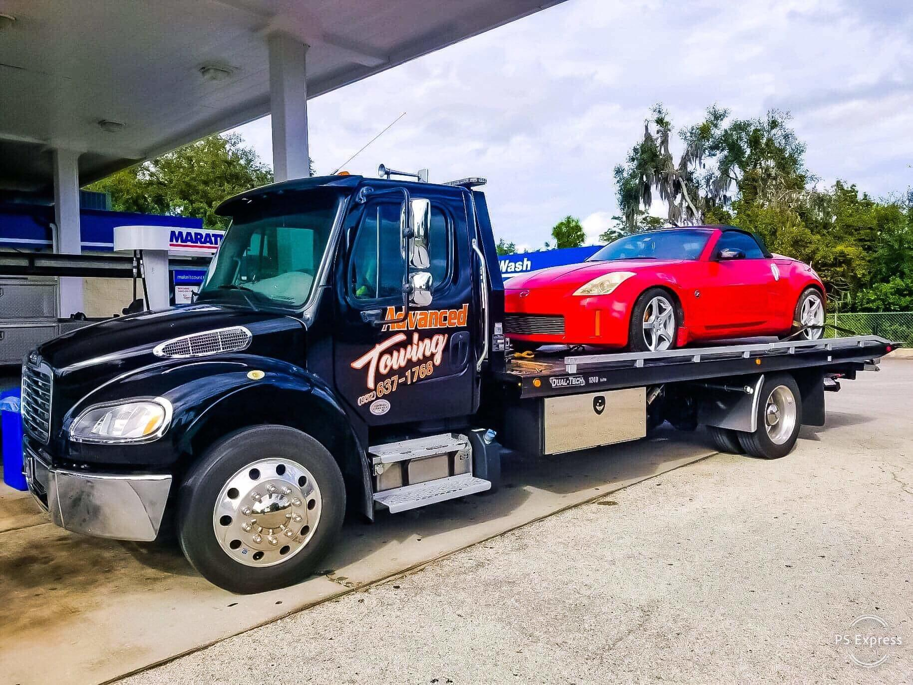 Advanced Towing image 11