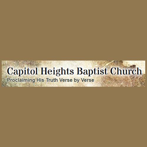 Capitol Heights Baptist Church